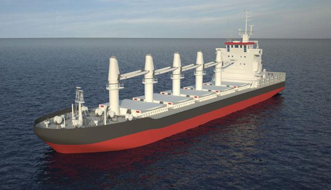 Bulk Carrier Vessels | CIRCOR