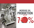 Increase oil production