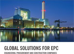 Power Generation EPC Solutions downloadable brochure