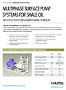 Surface Pump Systems brochure